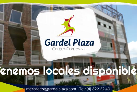 Gardel Plaza, el Centro Comercial de Manrique